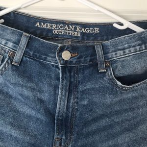 American Eagle Outfitters Jeans - American Eagle dark wash mom jeans